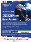 Art Celebration Jazz & Hip Hop - Rzeszow 2013 - plakat