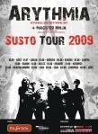 ARYTHMIA MAGISTER NINJA - SUSTO TOUR 2009 - LIPIEC SIERPIEŃ 2009