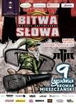 BITWA O TYTUŁ ARCYMISTRZA SŁOWA + KONCERT MPM - WROCŁAW 2011