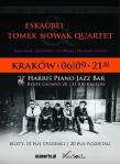 eskaubei-t-nowak-quartet-krakow-2014-harris-piano-plakat
