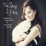 "Aleksandra & The Belgian Sweets ""The Sky is on Fire"" (maj 2012)"
