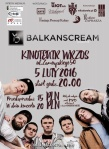foto_Balkanscream-Kinoteatr-Wrzos-5-02-2016-Kraków_plakat