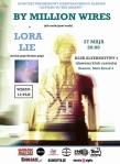 BY MILLION WIRES + LORA LIE w Alternatywy 4 - KRAKÓW MAJ 2012