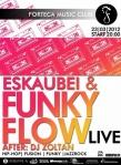 Eskaubei & Funky Flow - Przemyśl - marzec 2012