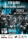 foto_eskaubei-tomek-nowak-quartet-debica-8-04-2016-plakat
