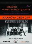 foto_eskaubei-tomek-nowak-quartet-harris-piano-jazz-bar-styczen-2014-plakat