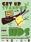 Get Up, Stand Up - Hip-Hop Party vol. 11 - Easter Edition