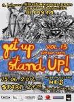 GET UP STAND UP HIP HOP PARTY VOL. 13 - CZERWIEC 2012