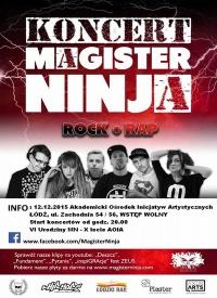 7. urodziny Magister Ninja