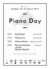 Piano Day Kraków