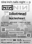 Nine Inch Nails Night - Leszno, 25.05.2012