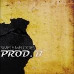"""Prod.B - """"Simple Melodies"""" (marzec 2012)"""