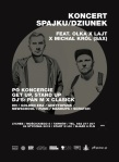 foto_spajku-dziunek-koncert-lychee-styczen-2015-plakat