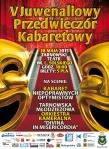 foto_V Juwenaliowy Przedwieczór Kabaretowy - plakat