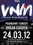 Scena POSTO w Urban Garden: VNM (marzec 2012)