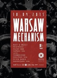 Warsaw Machanism w klubie Percepcja