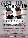 Get Up Stand Up - Andrzejki 2012