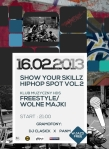 Get Up Stand Up - Show Your Skillz vol 2