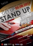 GET UP STAND UP VOL. 2