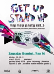 GET UP STAND UP VOL. 3