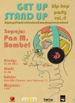 GET UP STAND UP VOL. 4