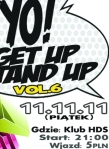 GET UP STAND UP VOL. 6