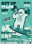 GET UP STAND UP VOL. 9