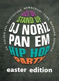 Wielkanocna edycja Get Up, Stand Up - HH Party