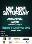 Hip Hop Saturday - 9-11-2013 - R16 - patronat