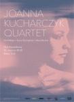 joanna-kucharczyk-quartet-styczen2015-warszawa-plakat
