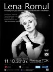 Lena Romul - TCK - Tarnow - 11-10-2013 - patronat