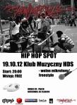 Show Your Skillz (impreza klubowa; październik 2012; Tarnów)