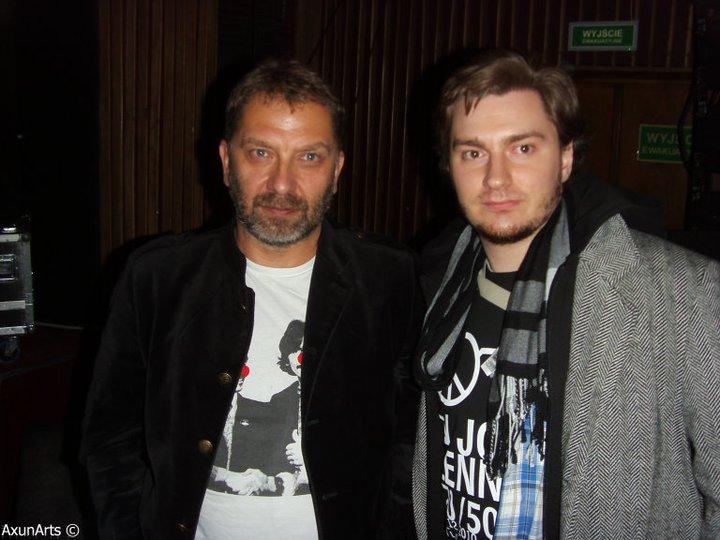 Axun & Piotr Metz