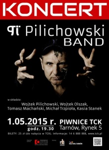 foto_wojtek-pilichowski-band-1-05-2015-tarnow-plakat