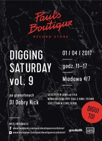 Digging Saturday vol. 9