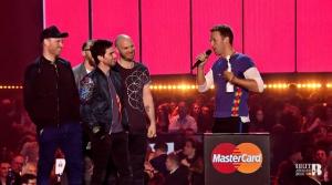 Coldplay, czyli najlepszy brytyjski zespół