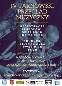 IV Tarnowski Przegląd Muzyczny