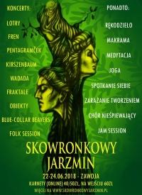 Skowronkowy Jarzmin 2018