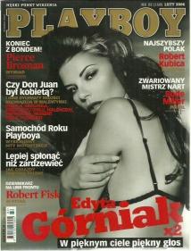 Edyta Górniak © Playboy Polska