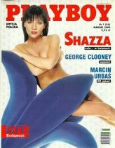 Shazza © Playboy Polska